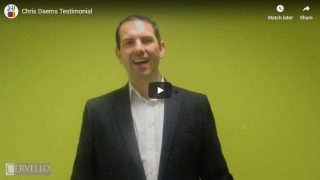 Chris Daems, Cervello Financial Planning