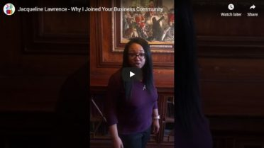 Jackie Lawrence, Business Coach