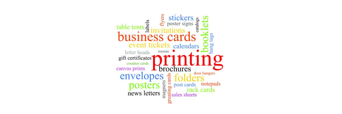 Low Cost Printing