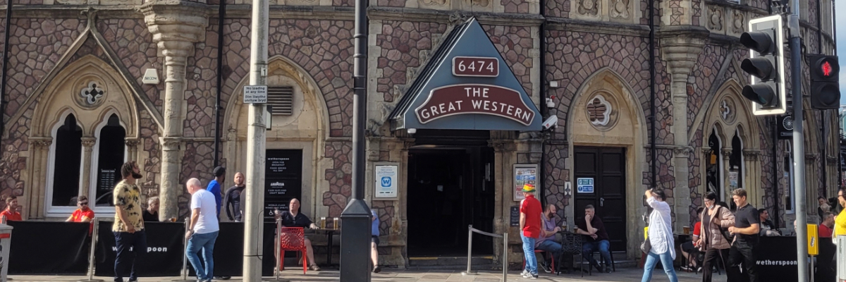 The Great Western, Cardiff