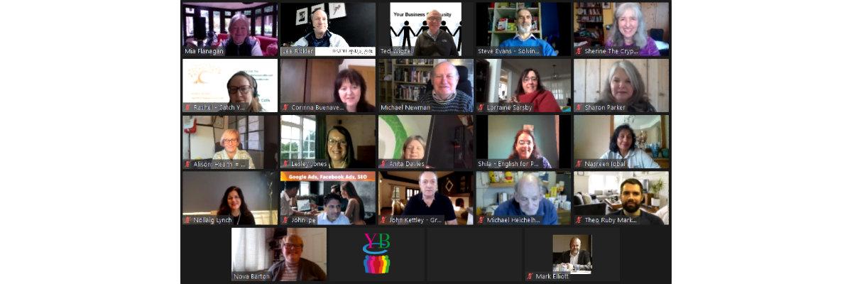YBC Tuesday Virtual Networking