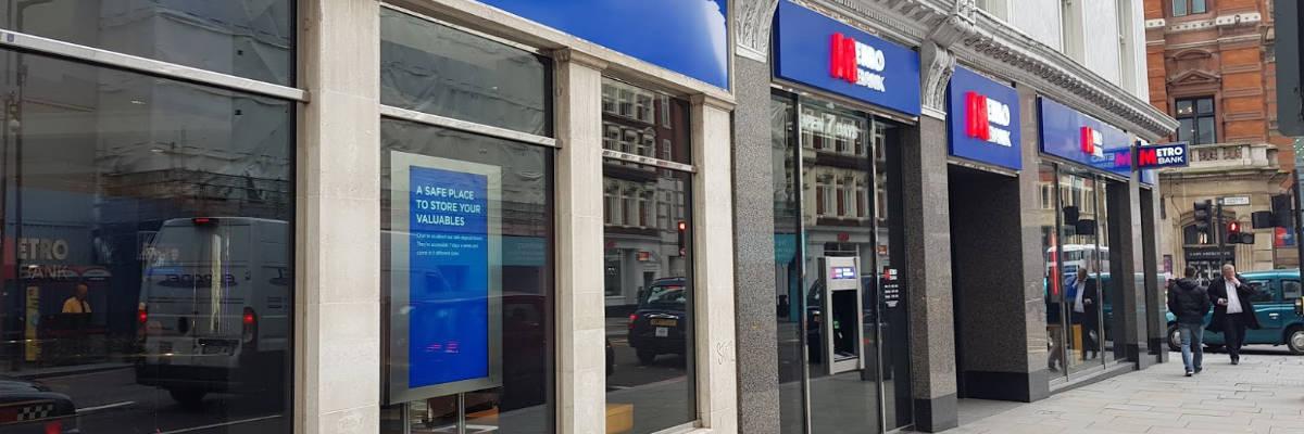 YBC Metro Bank Bishopsgate