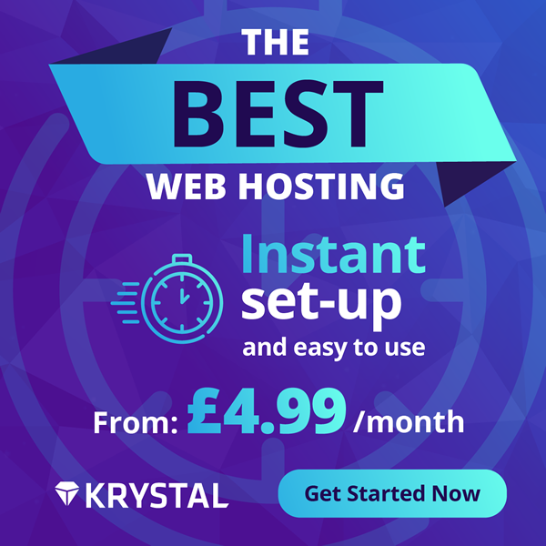 100% ECO FRIENDLY Website Hosting - with £10 off!